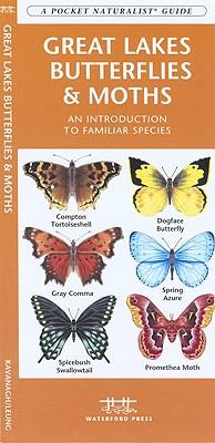 Great Lakes Butterflies & Moths By Kavanagh, James/ Leung, Raymond
